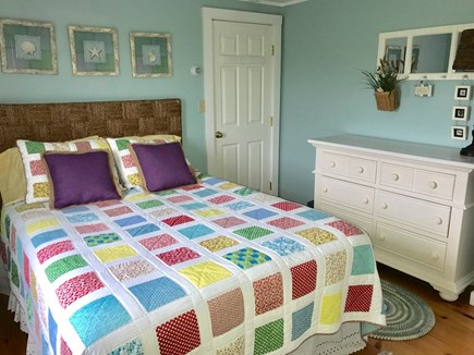 Madaket Nantucket vacation rental - First floor Master with queen bed