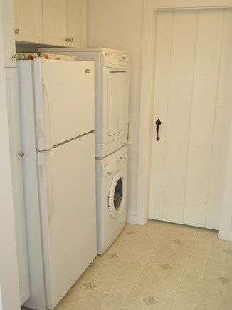 Siasconset Center Nantucket vacation rental - Kitchen complete with washer/dryer