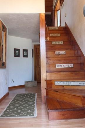 Cisco - Miacomet, Miacomet Nantucket vacation rental - Front Entrance