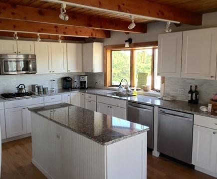 Cisco - Miacomet, Miacomet Nantucket vacation rental - New Kitchen with 2 dishwashers