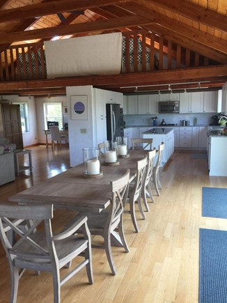 Cisco - Miacomet, Miacomet Nantucket vacation rental - Dining Table for 12