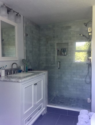 Cisco - Miacomet, Miacomet Nantucket vacation rental - New Master Bathroom just completed