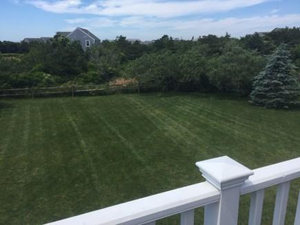Cisco - Miacomet, Miacomet Nantucket vacation rental - Back Yard