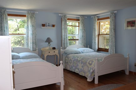 Cisco - Miacomet, Miacomet Nantucket vacation rental - Blue Bedroom