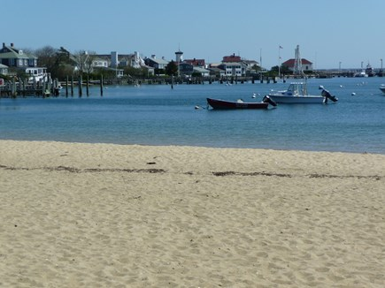 Nantucket town, Edge of Town Nantucket vacation rental - Nantucket Harbor.    What a View!