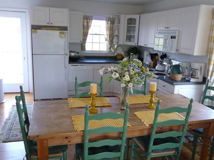 Nantucket town, Edge of Town Nantucket vacation rental - Combination Eat-In-Kitchen/Family Room (Not Shown)