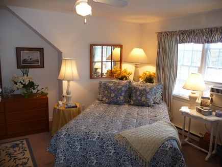 Nantucket town, Edge of Town Nantucket vacation rental - Second Floor Master Bedroom with door to Full Bath (Not Shown)