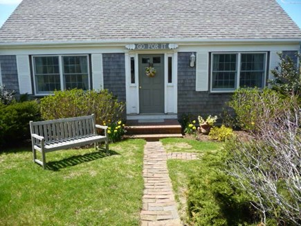 Nantucket town, Edge of Town Nantucket vacation rental - View of Front of House.