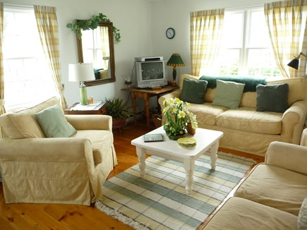 Nantucket town, Edge of Town Nantucket vacation rental - Another view of Combination Family Room/Kitchen (Not Shown)