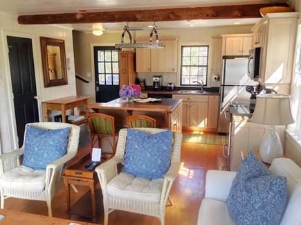 Nantucket town Nantucket vacation rental - Open kitchen / dining / living room