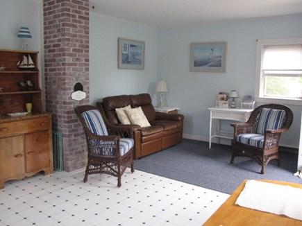 Nantucket town, Nantucket Nantucket vacation rental - Living area