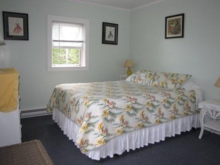 Nantucket town, Nantucket Nantucket vacation rental - Queen-sized bed
