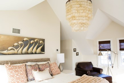 Siasconset Nantucket vacation rental - Master King en suite