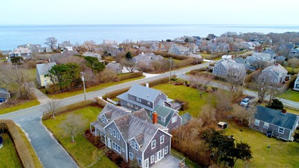 Siasconset Nantucket vacation rental - Aerial View