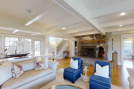 Polpis, Nantucket Nantucket vacation rental - Living room