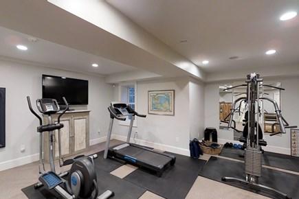 Polpis, Nantucket Nantucket vacation rental - Gym