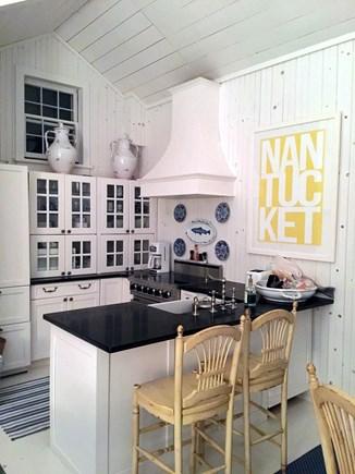 Siasconset Nantucket vacation rental - Kitchen area