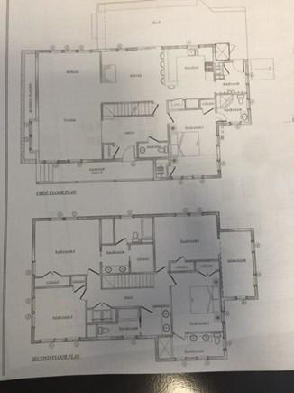 Nantucket town, Nantucket Nantucket vacation rental - Floor Plans