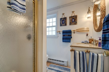 Tom Nevers, Nantucket Nantucket vacation rental - A standalone shower make this bathroom open