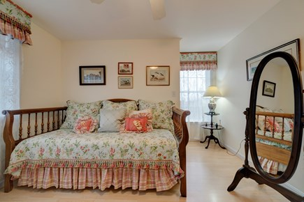 Tom Nevers, Nantucket Nantucket vacation rental - Second bedroom is expansive and opulent with antique furnishings