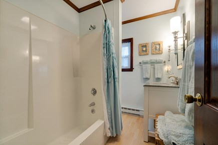 Tom Nevers, Nantucket Nantucket vacation rental - Two full baths make cleaning up a breeze