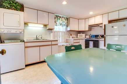 Nantucket town, Nantucket Nantucket vacation rental - The spacious kitchen has room for all of your guests
