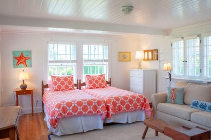 Brant Point, Nantucket Nantucket vacation rental - Twin Bedroom First Floor