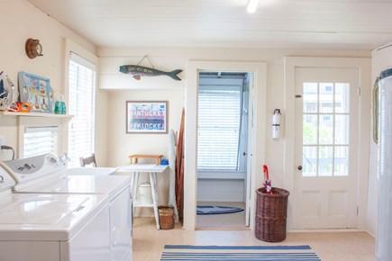Brant Point, Nantucket Nantucket vacation rental - Washer/ Dryer Room