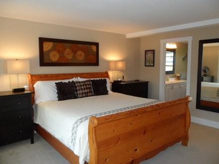 Surfside Nantucket vacation rental - Master bedroom, king bed
