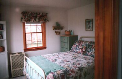 Siasconset Nantucket vacation rental - Light and Airy Double Bedroom
