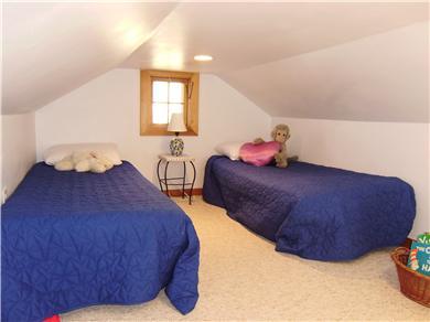 Siasconset Nantucket vacation rental - Twin beds in Loft