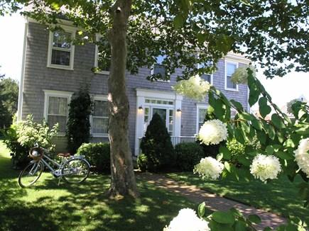 Mid-island, Naushop Nantucket vacation rental - Exterior