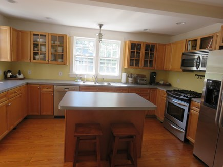 Mid-island, Naushop Nantucket vacation rental - Kitchen