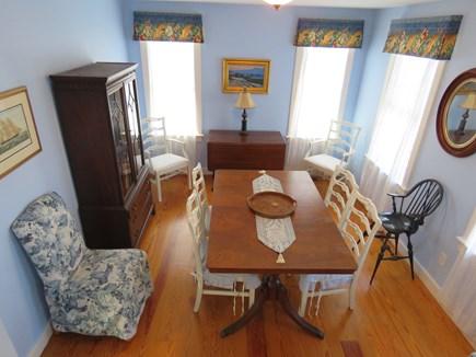 Mid-island, Naushop Nantucket vacation rental - Dining room