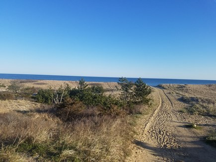 Surfside, Nantucket Nantucket vacation rental - The path to Surfside beach awaits!