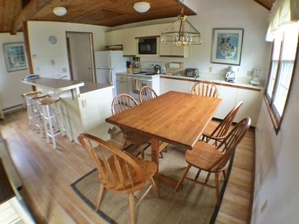 Madaket, Nantucket Nantucket vacation rental - Dining area