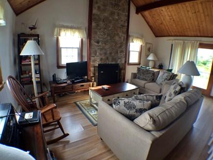 Madaket, Nantucket Nantucket vacation rental - Living Room