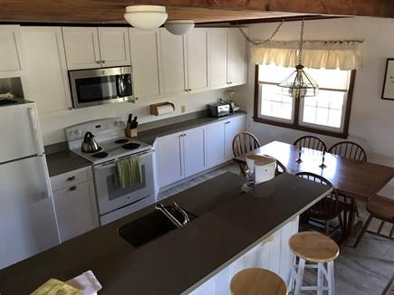 Madaket, Nantucket Nantucket vacation rental - Beautiful new kitchen
