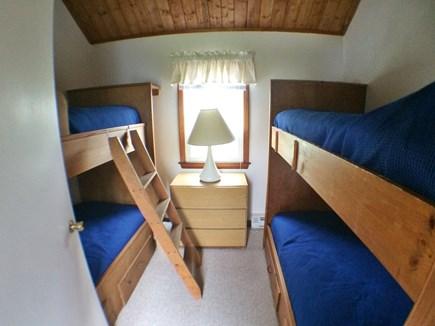 Madaket, Nantucket Nantucket vacation rental - Twin bunk room - sleeps 4