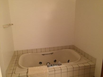 Madaket, Nantucket Nantucket vacation rental - Jacuzzi tub in Master Bath