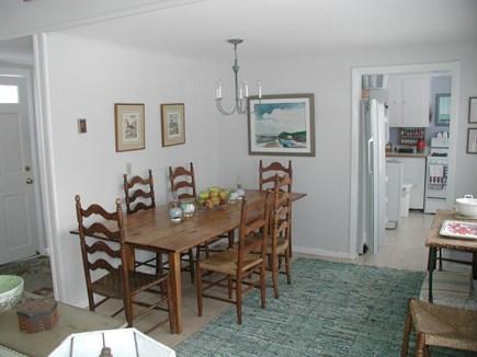 Nantucket town, Nantucket Nantucket vacation rental - Dining area