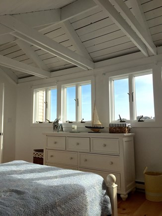 Madaket Nantucket vacation rental - Sun-filled Master suite on 3rd floor