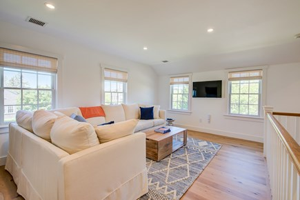 Nantucket town, Nantucket Nantucket vacation rental - Second floor living area