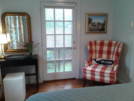 Siasconset Nantucket vacation rental - The perfect vanity/dressing area.
