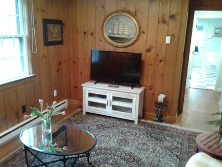 Siasconset Nantucket vacation rental - Another TV for kids to watch a movie or play video games.