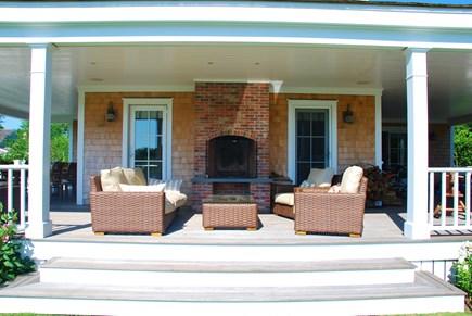 Nantucket town, Nantucket Nantucket vacation rental - Outdoor living room