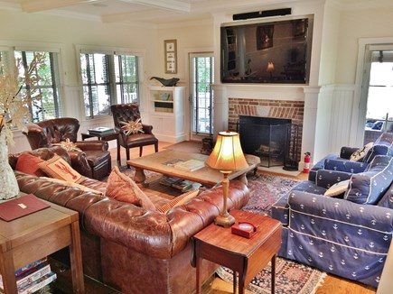 Nantucket town, Nantucket Nantucket vacation rental - Living room