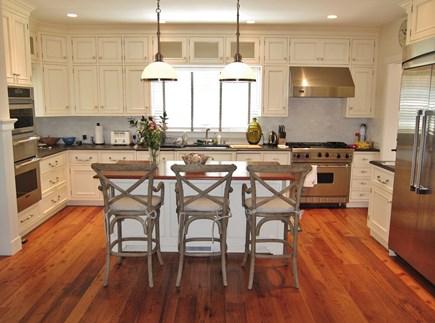 Nantucket town, Nantucket Nantucket vacation rental - Kitchen