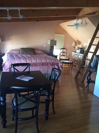 Brant Point Nantucket vacation rental - Third floor suite with king bed