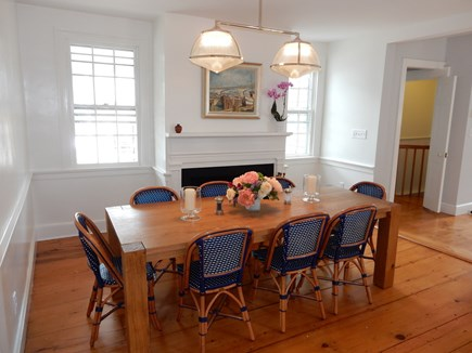 Nantucket town, Nantucket Nantucket vacation rental - Dining room